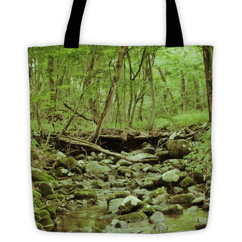 'Find My Way Home' Tote bag by Momotaro Photography