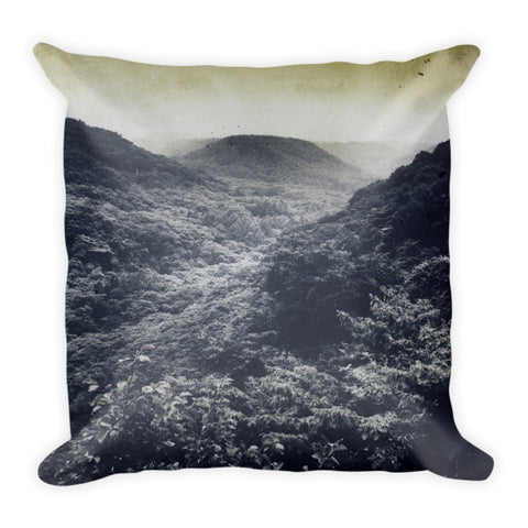 'Days of Olden' Pillow by Momotaro