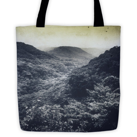 'Days of Olden' Tote bag by Momotaro