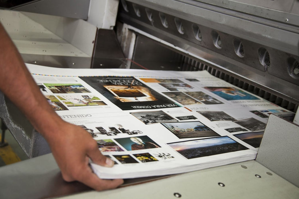 A Quick Guide to Streamlining Your Print Design Services