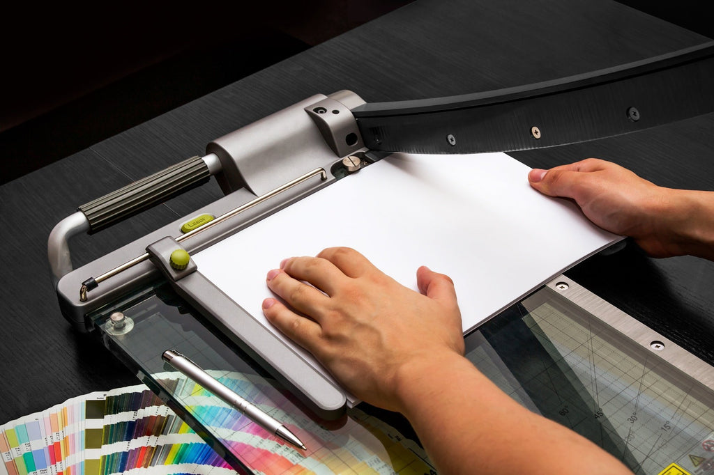What to Look for When Shopping for a Paper Cutter