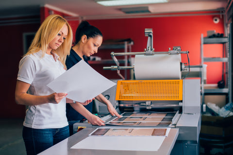 How to Scale up your print shop