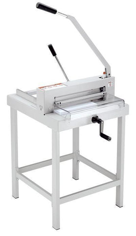 Triumph 4305 Manual Paper Cutter - Whitaker Brothers