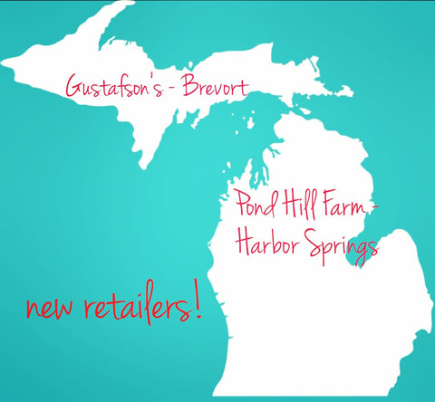 New Retailers in Northern Michigan