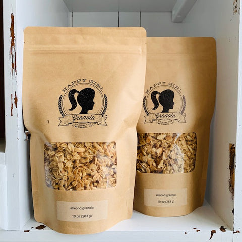 Almond Granola (10 oz)