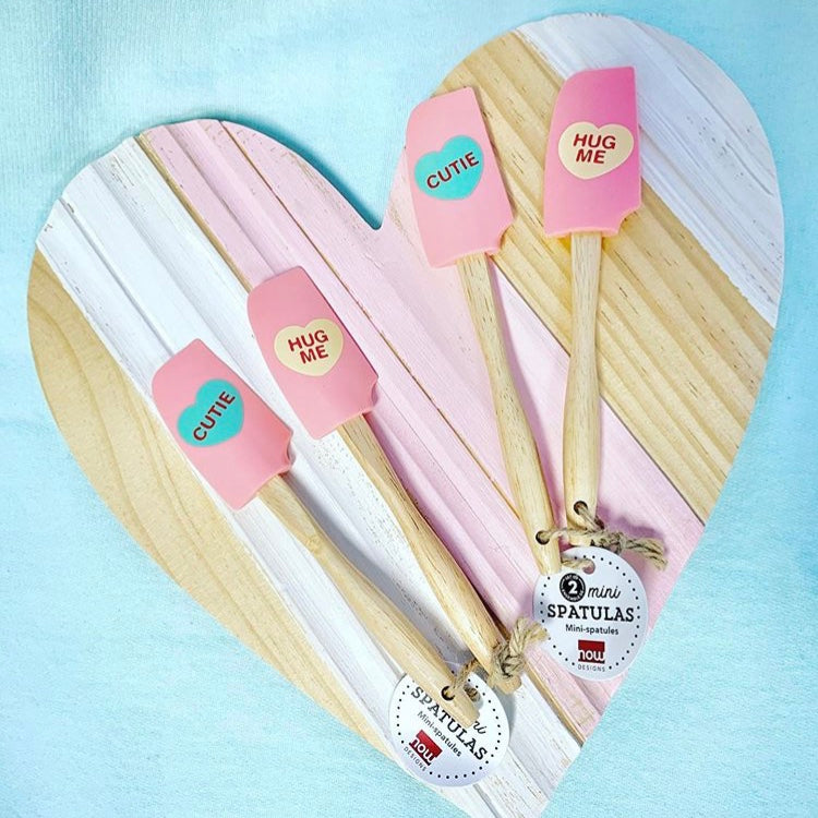 Mini Spatula Set - Valentine