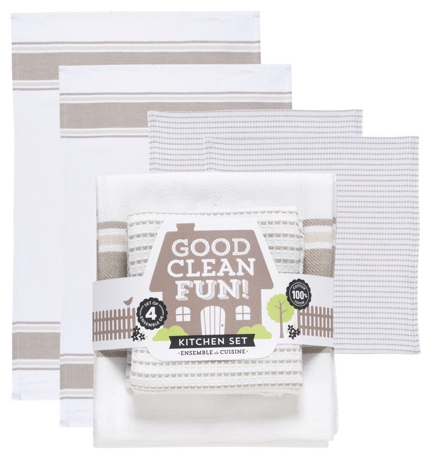 Good Clean Fun Dish Towel Set
