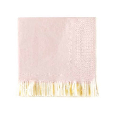 Pink Cocktail Napkin set