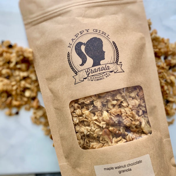Maple Walnut Chocolate Chip Granola (10 oz)