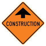 Temporary Conditions Signs