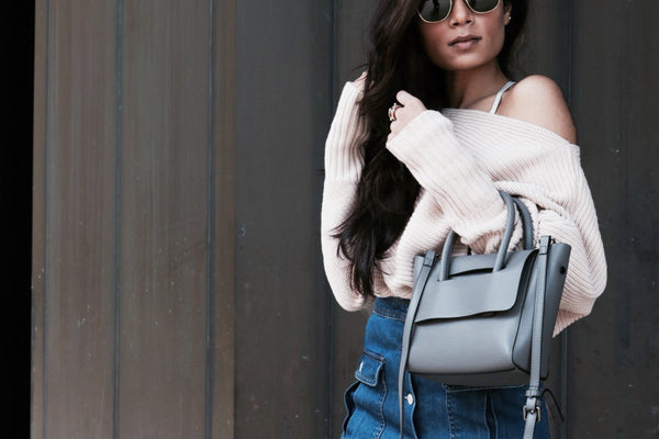 YEAH, WE'RE DOING SHOULDERS THIS SPRING by @kfashionstop