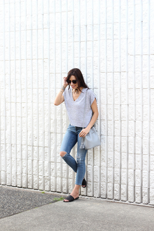 Casual Chic with Hieleven by @wunderbliss