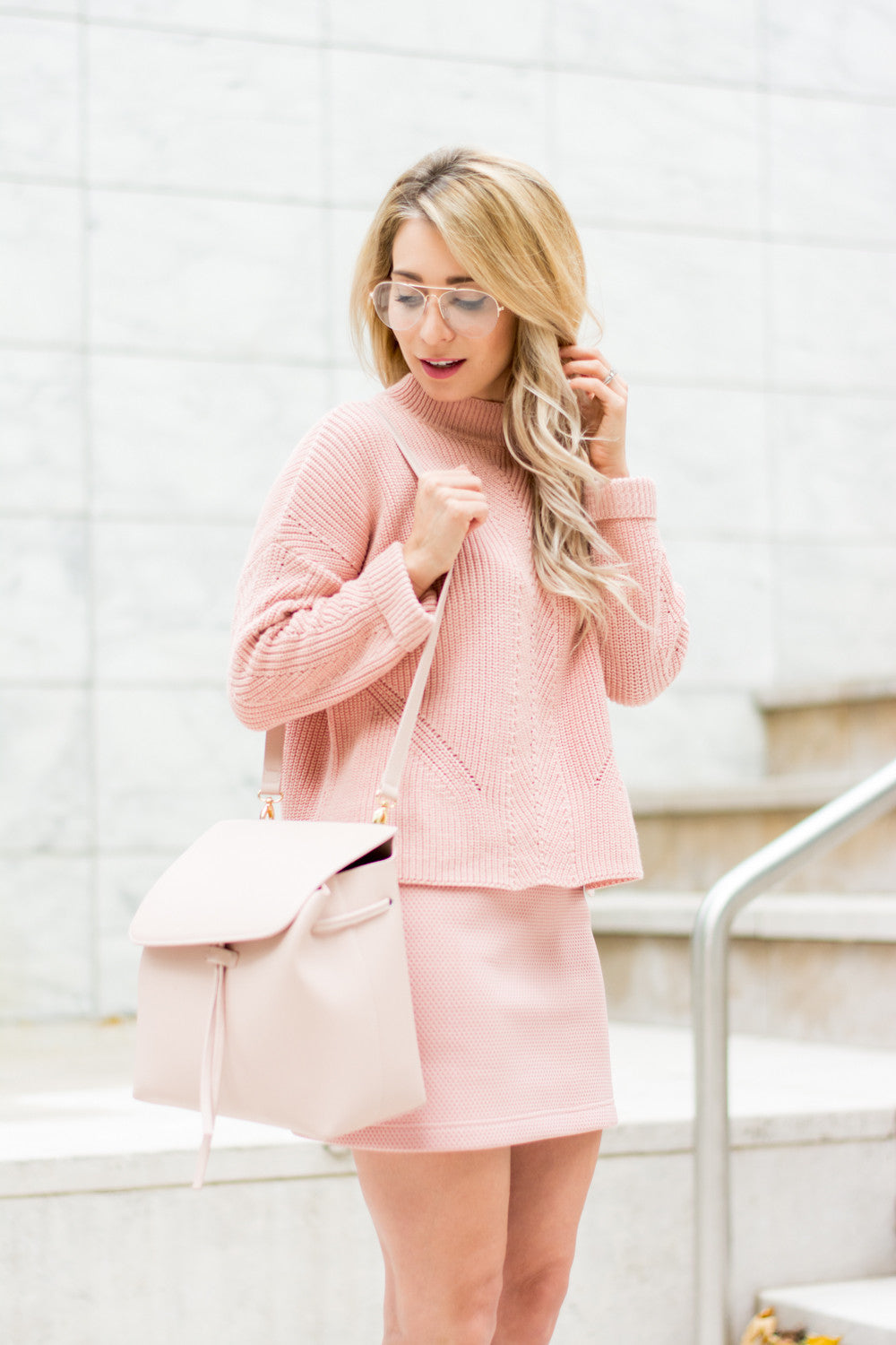 OOTD - All Pink All The Time by @lapetitenoob
