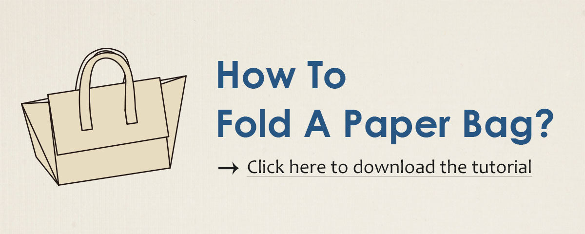 How To Fold A Paper Bag | Download