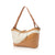 Mila Ring Handle Tote - Barcelona Brown