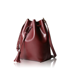 Bucket Bag - Wine