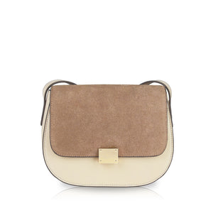 PLENILUNE Saddle Bag - Fawn
