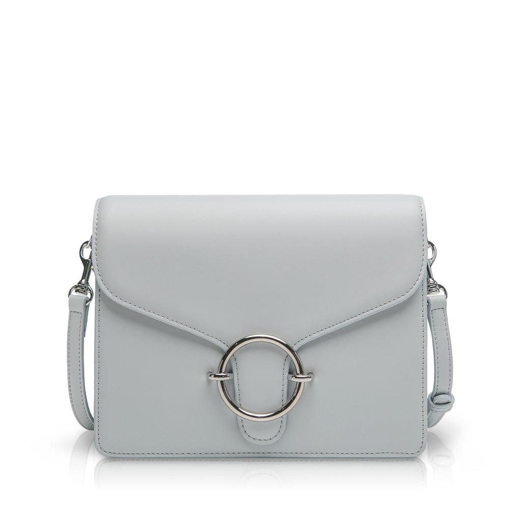 Halo Crossbody Bag - Light Blue