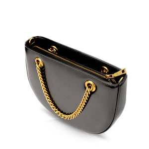 Half Moon Bag - Black