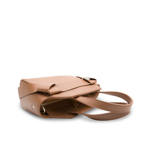 Bambi Crossbody Bag - Chocolate Brown