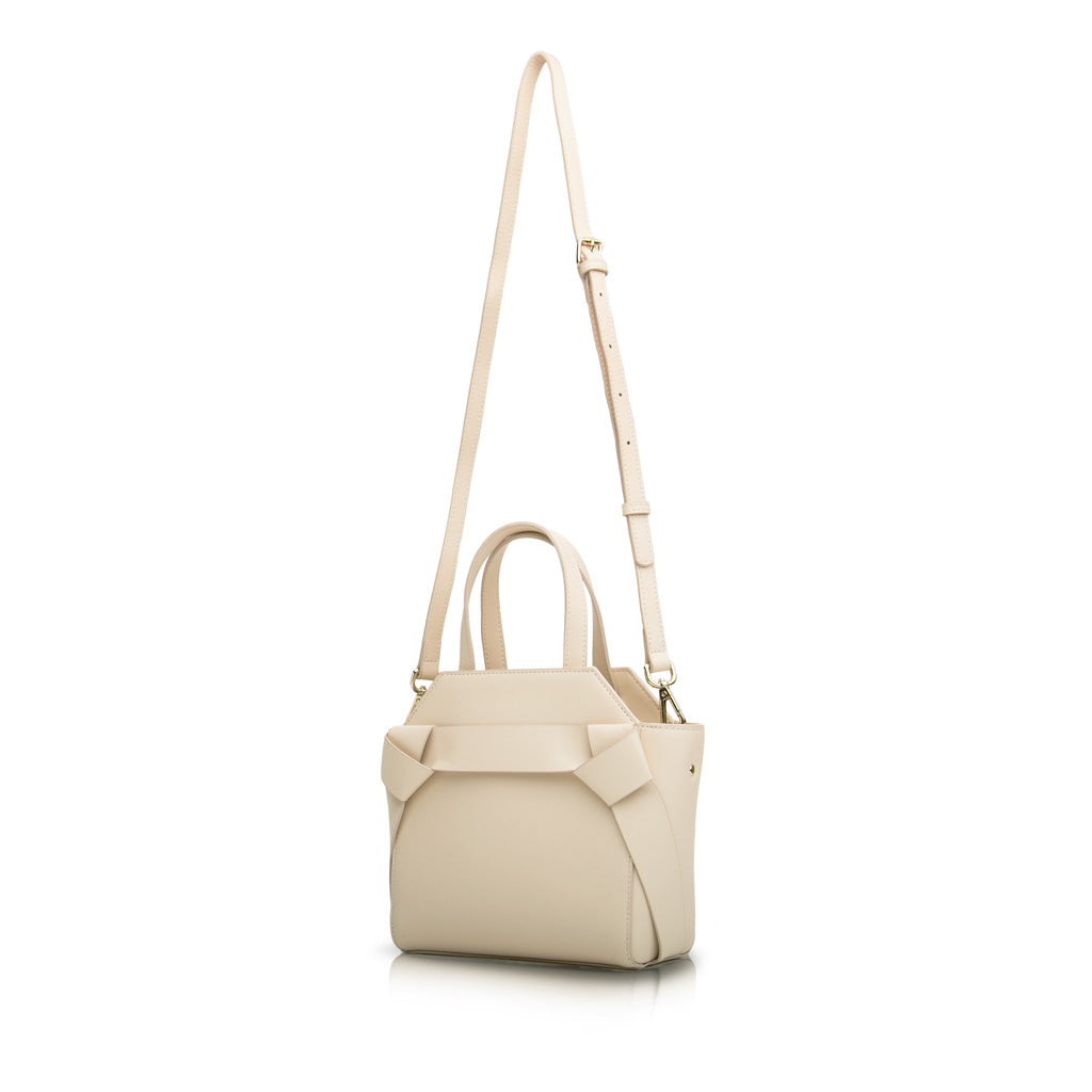 Bambi Crossbody Bag - Cream