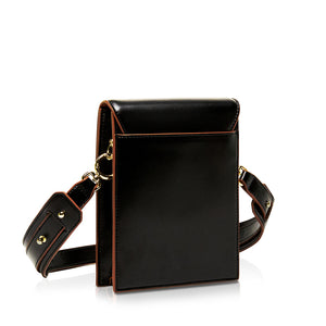Halo Mini Convertible Belt Bag - Black
