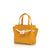 Knot Mini Handtasche - Orange