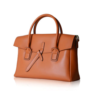 Briefcase - Brown