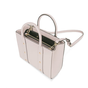 CAPRI Top Handle Bag - Light Pink
