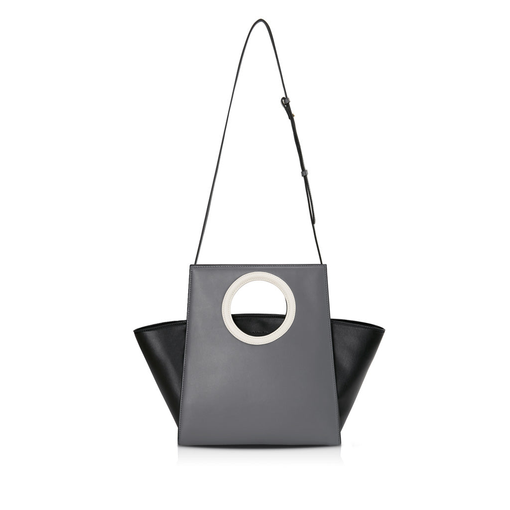 Ona Satchel - Grey