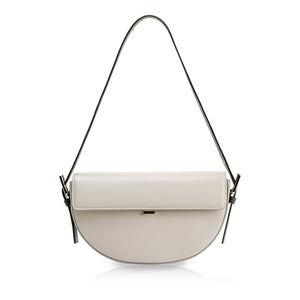 Baguette Shoulder Bag - Grey