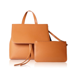 Shoulder Bag - Tan
