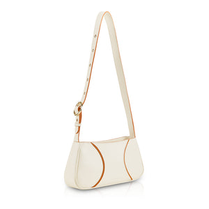 Ace Shoulder Bag - Cream