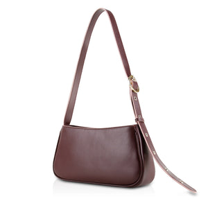 Ace Shoulder Bag - Boysenberry