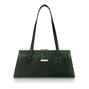 Prism Shoulder Bag - Dark Green