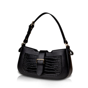 Punky Shoulder Bag - Black