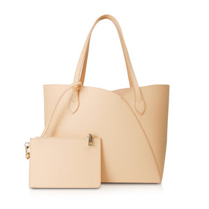 Gemini Tote Bag - Light Orange