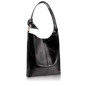 Halo Tote Bag - Mica Black