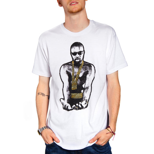 This Is Isaac Hayes Tee (White)