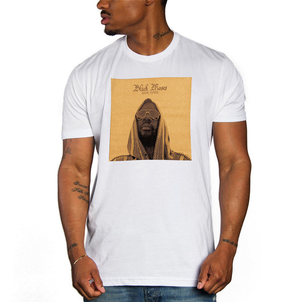 Black Moses Album Cover Tee