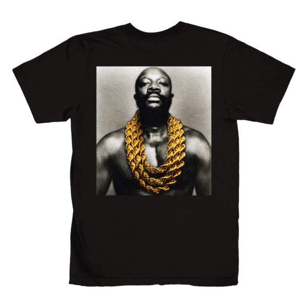 Isaac Hayes Solid Gold Tee