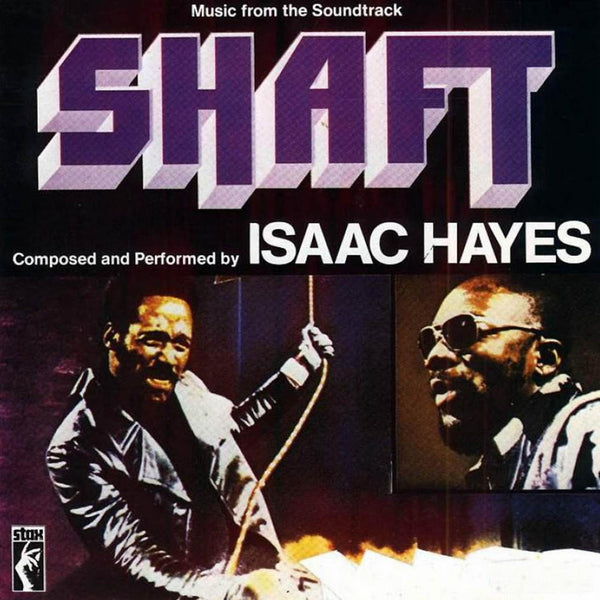 Isaac Hayes Music From The Soundtrack Shaft