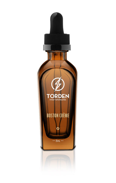 Vape Torden e-liquid BOSTON CRÈME