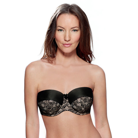 Superfit Lace Strapless Bra
