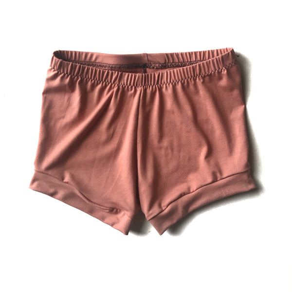 Dusty Coral Shorties