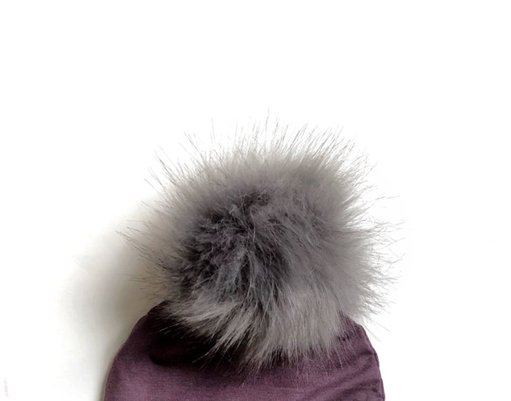 Add on -  Faux Fur Pom