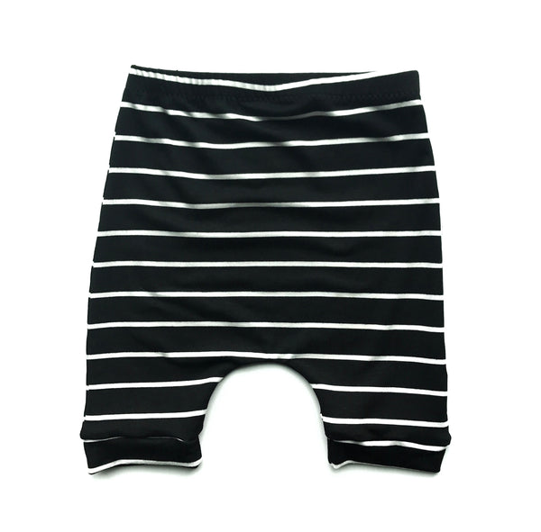 Striped Harem Shorts