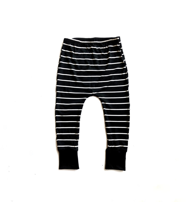 Black Striped Bamboo Harems