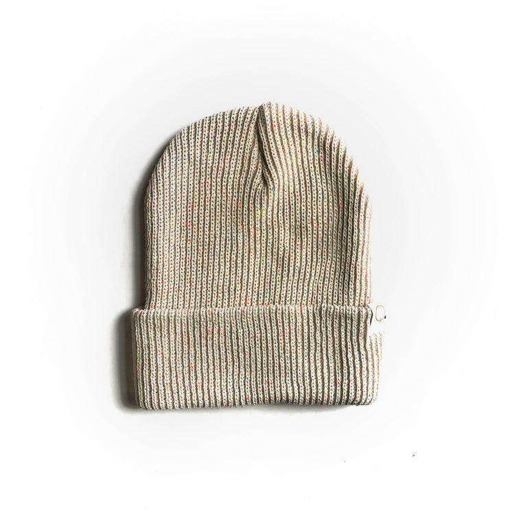 Speckle Knit Beanie
