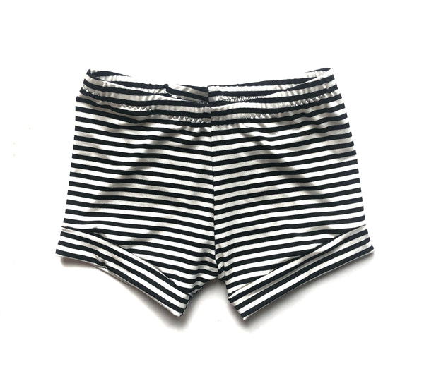Striped Shorties
